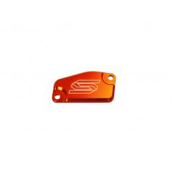 Couvercle de maitre-cylindre avant SCAR orange KTM