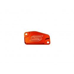 Couvercle de maitre-cylindre avant SCAR orange