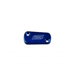 Couvercle de maitre-cylindre arrière SCAR bleu
