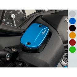 Couvercle de maître-cylindre de frein avant/arrière LIGHTECH alu noir Yamaha T-Max 500/530
