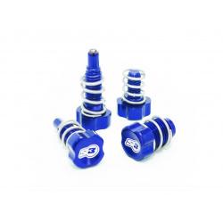 Vis de réglage leviers S3 bleu Braktek/AJP