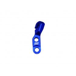 Guide câble d'embrayage SCAR bleu Yamaha YZ450F