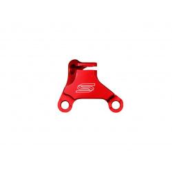 Guide câble d'embrayage SCAR rouge Suzuki RM-Z250/450