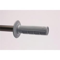 Revêtements RENTHAL MX picots/semi-gauffré souple gris clair