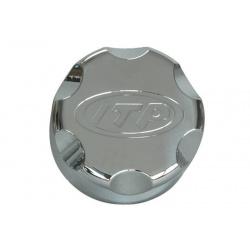 Cabochon ITP chrome pour jante 4x137