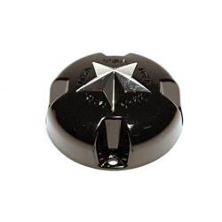 Cabochon MSA Offroad Wheels MSA CAP B noir pour jantes MSA M18/M17/M15/M12