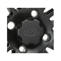 Cabochon ITP jante SD Beadlock en 110 / 115 noir