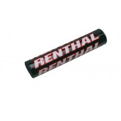 Mousse de guidon RENTHAL SX 240mm noir/rouge