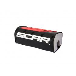 Mousse de guidon SCAR 3D Design noir pour guidon sans barre Ø28,6mm