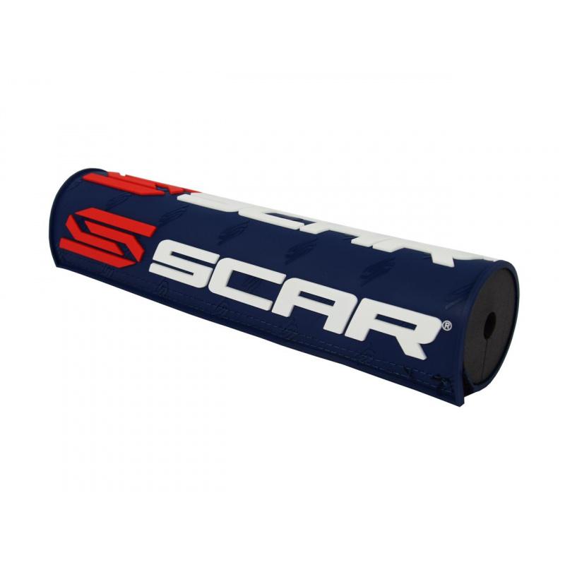 Mousse de guidon SCAR guidon avec barre bleu foncé