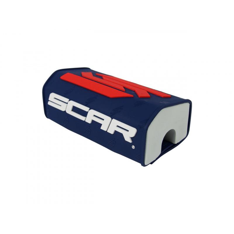 Mousse de guidon SCAR guidon sans barre bleu foncé
