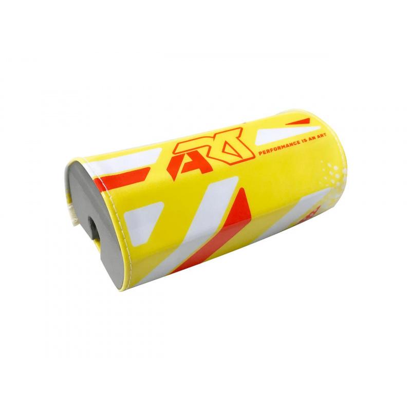 Mousse de guidon ART guidon sans barre jaune fluo