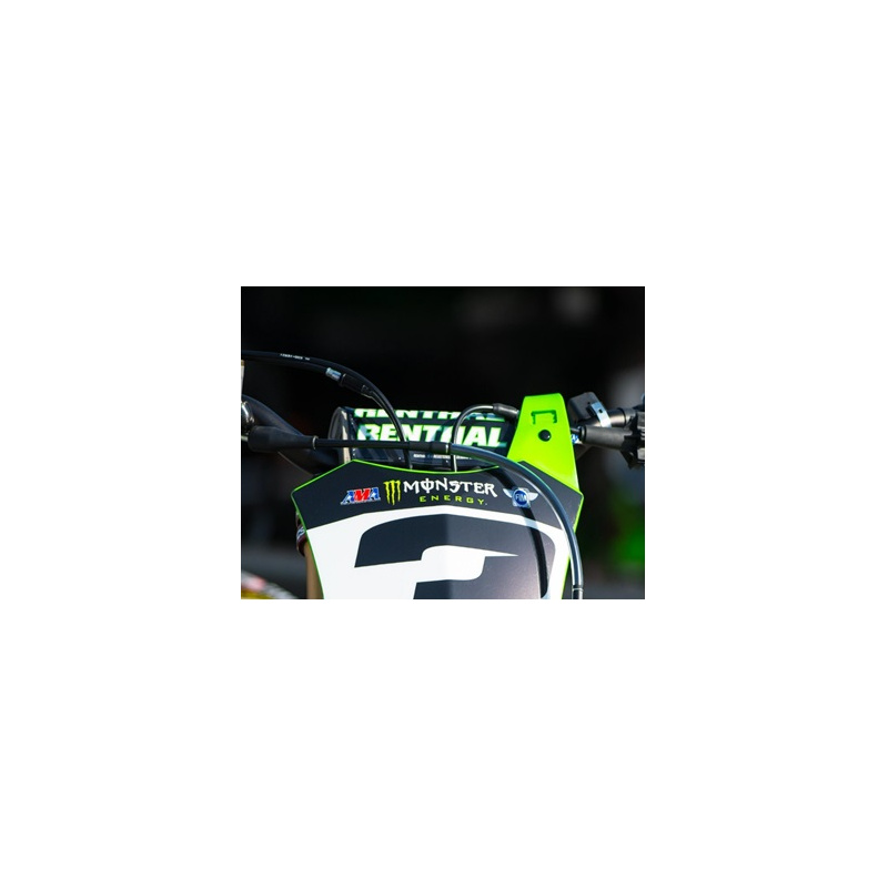 Mousse de guidon RENTHAL Fatbar® Kawasaki Racing Replica