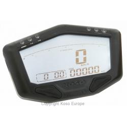 Compteur digital mutlifonctions KOSO DB02R universel
