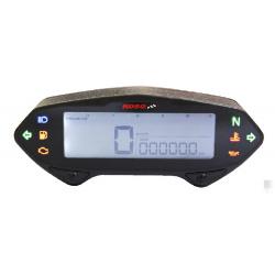Compteur multifonctions KOSO DB-01RN LCD noir