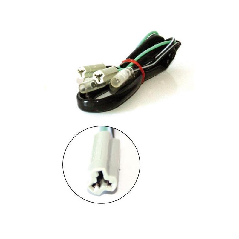 Câbles pour clignotants BIHR type Suzuki Yamaha