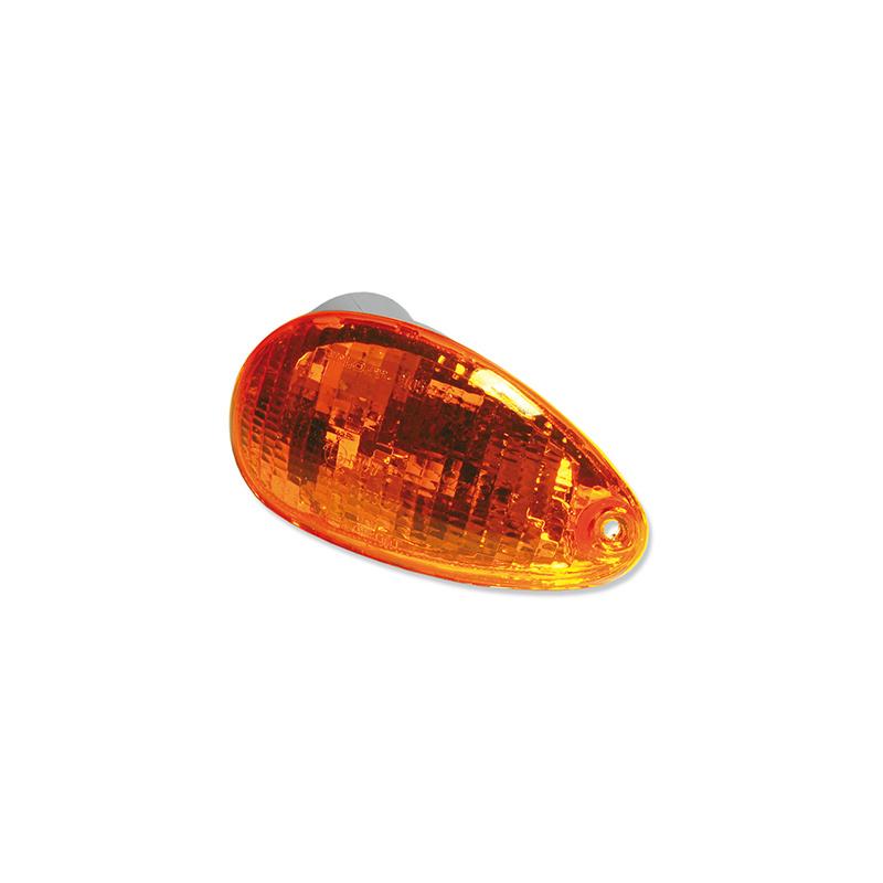 Clignotant droit V PARTS type origine orange Piaggio Vespa ET2 50