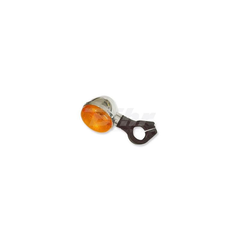 Clignotant gauche V PARTS type origine orange Aprilia 50 Classic