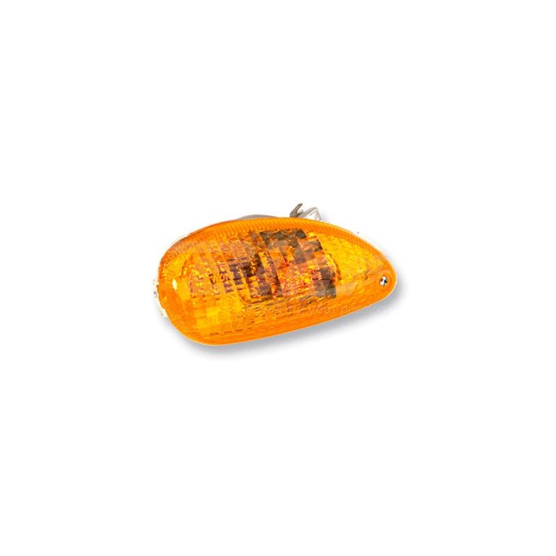 Clignotants V PARTS type origine orange Aprilia 125 Pegaso