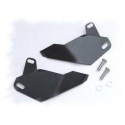 Panneaux latéraux arrières R&G RACING support de plaque 443862