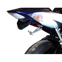 Support de plaque R&G RACING pour GSXR1000 '05-06