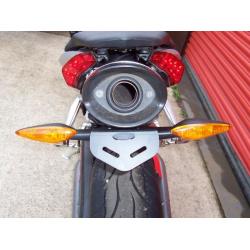 Support de plaque R&G RACING noir Benelli TNT 1130