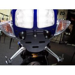 Support de plaque R&G RACING pour GSXR600/750 06-07