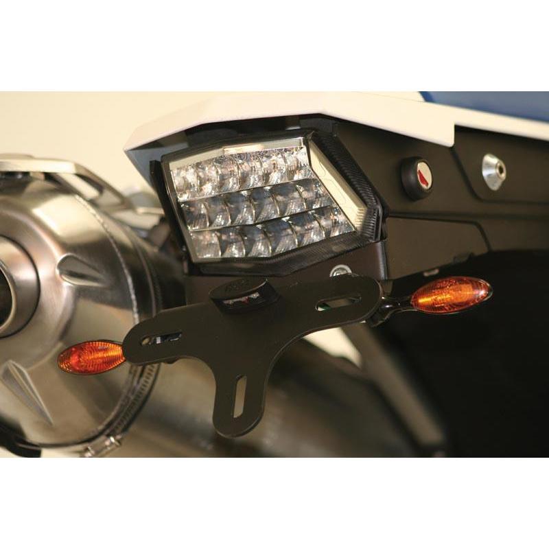 Support de plaque R&G RACING pour G650X Moto, Challenge, Country