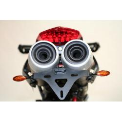 Support de plaque R&G RACING pour Hypermotard 1100 '07
