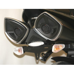 Support de plaque R&G RACING pour GSX1340 B-King '07