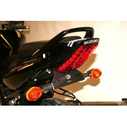 Support de plaque R&G RACING pour SV650 '07-09