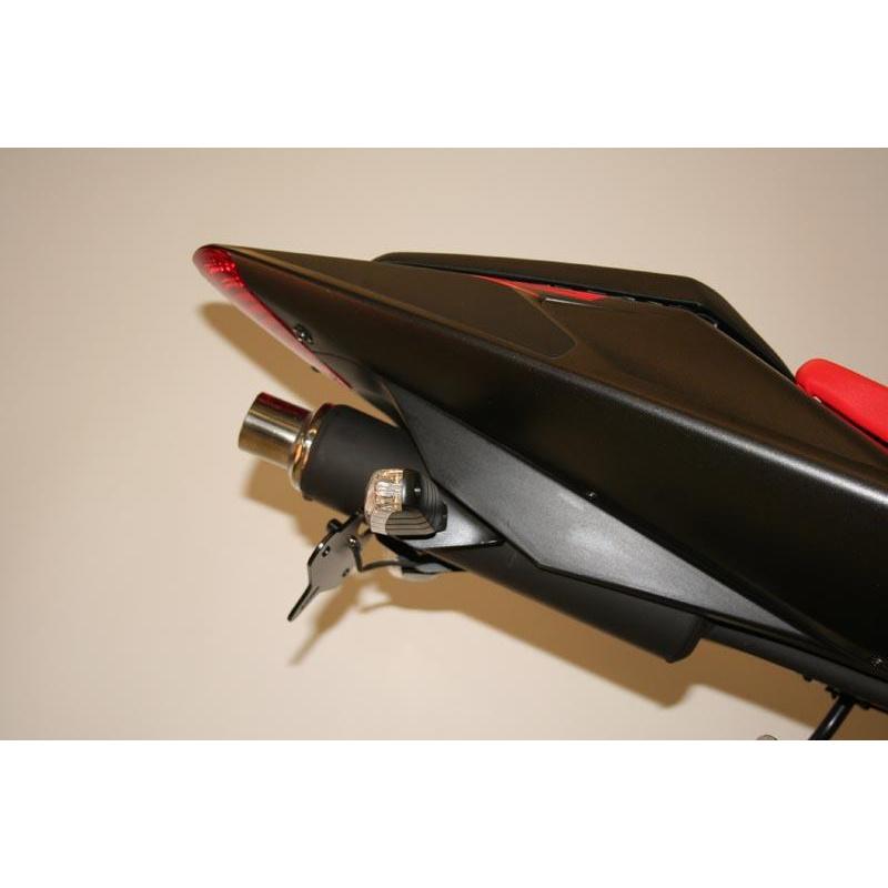 Support de plaque R&G RACING pour RS50 '07-09