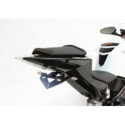 SUPPORT DE PLAQUE R&G RACING POUR KTM RC8 1190 08-11