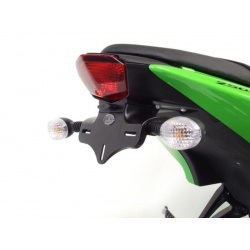 Support de plaque R&G RACING pour ZX250R Ninja 08-09