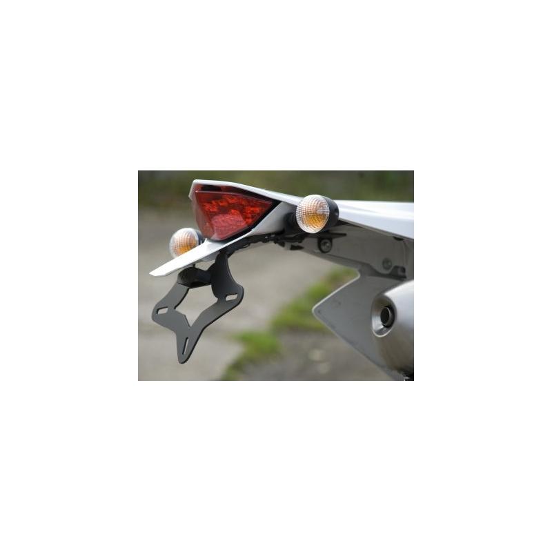 Support de plaque R&G RACING noir Husqvarna SMR630/TE 125