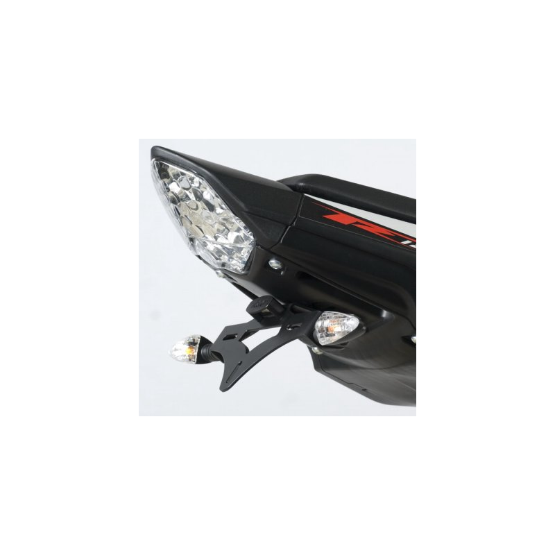 Support de plaque R&G RACING Rieju RS3 50/125