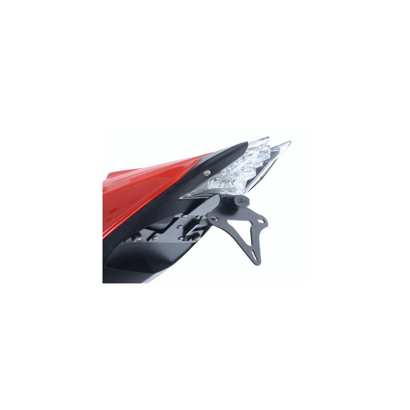 Support de plaque noir R&G RACING BMW S1000RR