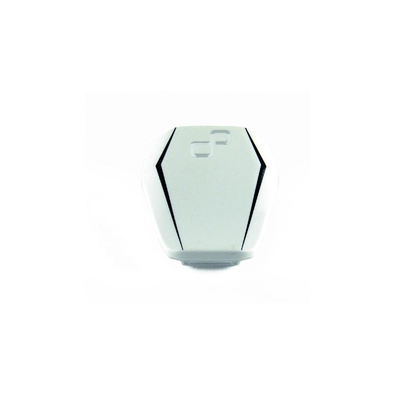 Eclairage de plaque LED LIGHTECH Python couvercle blanc entraxe 26mm