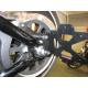Support de plaque latéral ACCESS DESIGN noir Harley Davidson Breakout