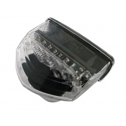 Feu arrière BIHR LED avec clignotants intégrés Honda CBR600RR