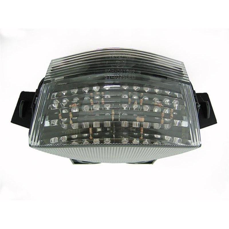 Feu arrière BIHR LED avec clignotants intégrés Kawasaki ER6F/N