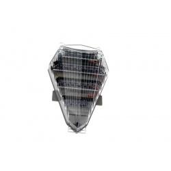 Feu arrière BIHR LED avec clignotants intégrés Yamaha YZF-R6