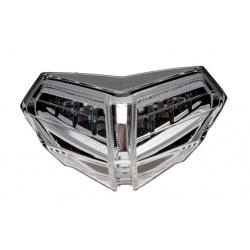 Feu arrière BIHR LED avec clignotants intégrés Ducati 848/1098/1198