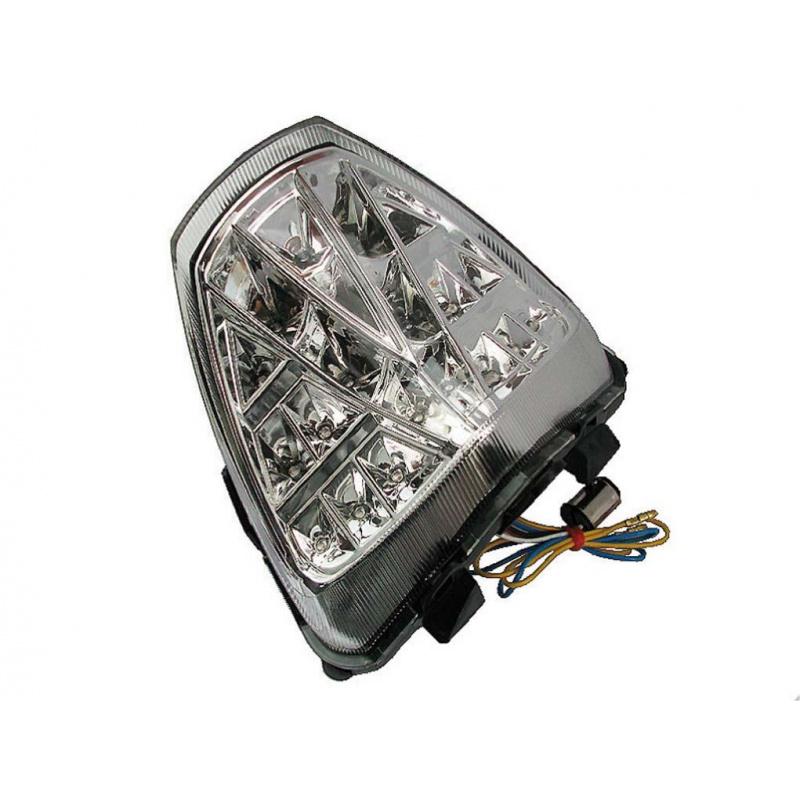 Feu arrière BIHR LED avec clignotants intégrés Honda CBR125R/250R