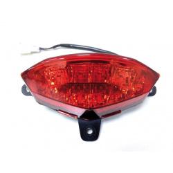 Feu arrière BIHR LED avec clignotants intégrés KTM Duke 125