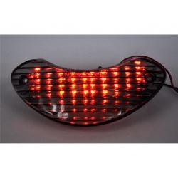 Feu arrière BIHR LED avec clignotants intégrés Suzuki SV650/TL1000 R/S