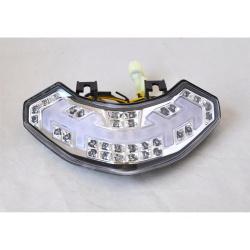 Feu arrière BIHR LED clignotants intégrés Ducati Multistrada 1200
