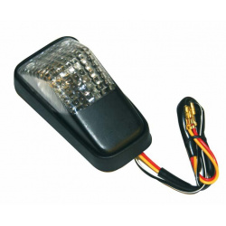 Feu arrière V PARTS type Honda XR LED universel