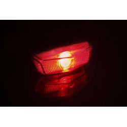 Feux arrière KOSO Nano LED rouge universel