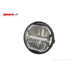 Phare LED KOSO Thunderbolt 170mm